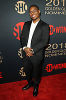 6 January 2018 - Los Angeles, California - Jason Mitchell. Showtime Golden Globe Nominee Celebration held at the Sunset Tower Hotel in Los Angeles. Photo Credit: AdMedia