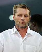 FUSSBALL   1. BUNDESLIGA    SAISON 2012/2013    8. Spieltag   SV Werder Bremen - Borussia Moenchengladbach  20.10.2012 Uli Borowka