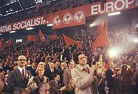- congresso nazionale del PSI (Partito Socialista Italiano) a Milano nell'area ex Ansaldo (maggio1989)....- national conference of the PSI (Italian Socialist Party) in Milan (may 1989)
