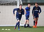 19.3.2018: Scotland u21 training:<br /> Stevie Mallan