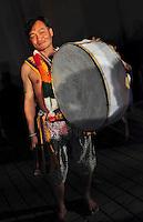 Folk Dance Drimmer from Arunachal pradesh, North East India