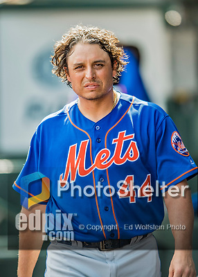 28 February 2019: New York Mets pitcher Jason Vargas walks the dugout during a Spring Training game against the St. Louis Cardinals at Roger Dean Stadium in Jupiter, Florida. The Mets defeated the Cardinals 3-2 in Grapefruit League play. Mandatory Credit: Ed Wolfstein Photo *** RAW (NEF) Image File Available ***