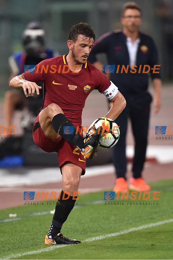 Alessandro Florenzi <br /> Roma 01-09-2017 Stadio Olimpico Football Friendly match AS Roma - Chapecoense Foto Andrea Staccioli / Insidefoto