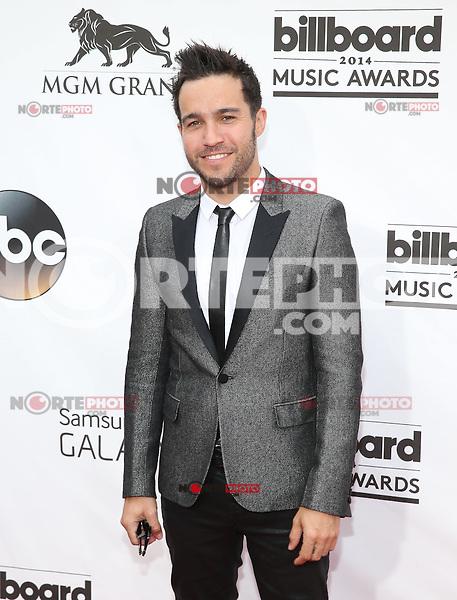 LAS VEGAS, NV - May 18 : Pete Wentz pictured at 2014 Billboard Music Awards at MGM Grand in Las Vegas, NV on May 18, 2014. ©EK/Starlitepics