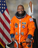 Houston, TX - (FILE) -- Portrait taken on August 7, 2009 of Astronaut Leland D. Melvin, mission specialist,  STS-129, scheduled for launch on Monday, November 16, 2009 at 2:28 p.m. EST..Mandatory Credit: Robert Markowitz - NASA via CNP