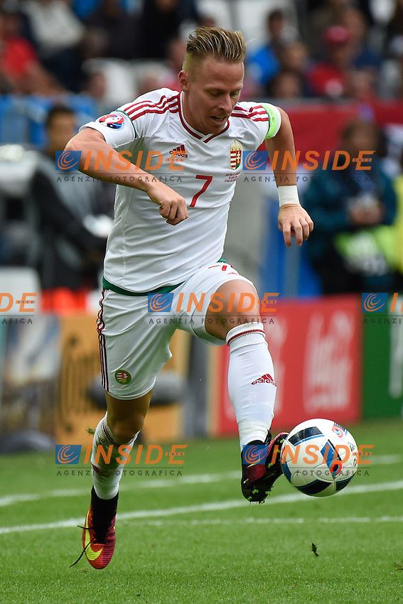 Balazs Dzsudzsak Hungary <br /> Bordeaux 14-06-2016 Stade de Bordeaux Footballl Euro2016 Austria - Hungary / Austria - Ungheria Group Stage Group F. Foto Thierry Breton / Panoramici / Insidefoto