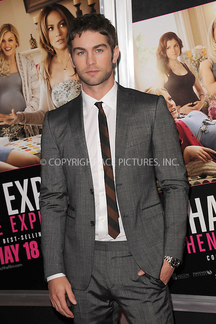 WWW.ACEPIXS.COM . . . . . .May 8, 2012...New York City....Chase Crawford attending the 'What To Expect When You're Expecting' New York Screening at AMC Lincoln Square Theater on May 8, 2012  in New York City ....Please byline: KRISTIN CALLAHAN - ACEPIXS.COM.. . . . . . ..Ace Pictures, Inc: ..tel: (212) 243 8787 or (646) 769 0430..e-mail: info@acepixs.com..web: http://www.acepixs.com .