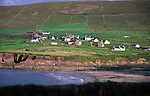 Settlement village houses, Dingle peninsula, County Kerry, Ireland