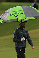 Robin Sciot Siegrist (FRA) on the 5th fairway during Round 4 of the Challenge Tour Grand Final 2019 at Club de Golf Alcanada, Port d'Alcúdia, Mallorca, Spain on Sunday 10th November 2019.<br /> Picture:  Thos Caffrey / Golffile<br /> <br /> All photo usage must carry mandatory copyright credit (© Golffile | Thos Caffrey)