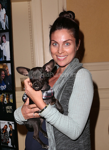 PASADENA, CA - April 29: Nadia Bjorlin, At 2017 Daytime Emmy Gifting Lounge At The Pasadena Convention Center In California on April 29, 2017. Credit: FS/MediaPunch