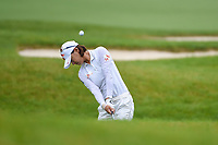 Na Yeon Choi (KOR) chips on to 11 during round 4 of the KPMG Women's PGA Championship, Hazeltine National, Chaska, Minnesota, USA. 6/23/2019.<br /> Picture: Golffile | Ken Murray<br /> <br /> <br /> All photo usage must carry mandatory copyright credit (© Golffile | Ken Murray)