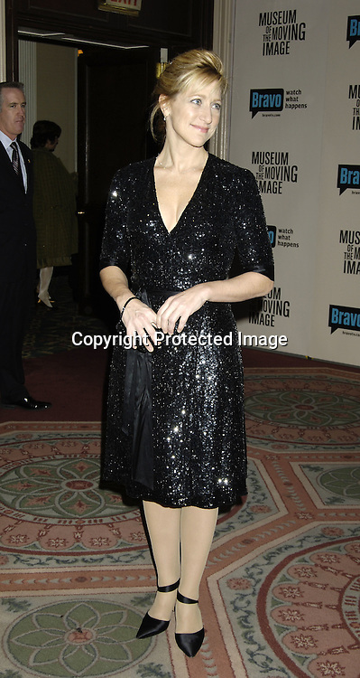 Edie Falco ..at The Museum Of The Moving Image Salute to Ron Howard on December 4, 2005 at The Waldorf Astoria Hotel. ..Photo by Robin Platzer, Twin Images