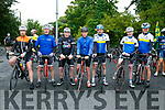 At the The Ring of North Kerry Cycle starting at FINUGE GAA on Saturday were Colm Mannix, Michael O'Connell, Tom Gentleman, Michael Mannix, Michael O'Sullivan, Mat Lacey, Pat Sulivan