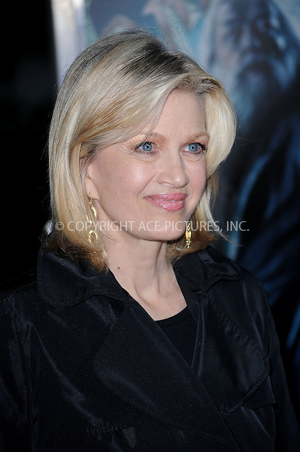 WWW.ACEPIXS.COM . . . . .  ....July 9 2009, New York City....Diane Sawyer at the New York premiere of 'Harry Potter and the Half-Blood Prince' at Ziegfeld Theatre on July 9, 2009 in New York City....Please byline: KRISTIN CALLAHAN - ACE PICTURES.... *** ***..Ace Pictures, Inc:  ..tel: (212) 243 8787 or (646) 769 0430..e-mail: info@acepixs.com..web: http://www.acepixs.com