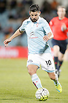Celta de Vigo's Nolito during La Liga match. February 27,2016. (ALTERPHOTOS/Acero)