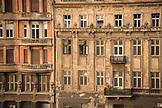 SERBIA, Belgrade, Riverfront buildings in Belgrade, Eastern Europe