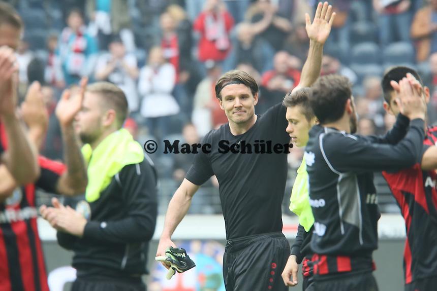 Alex MEier (Eintracht) - Eintracht Frankfurt vs. 1. FSV Mainz 05