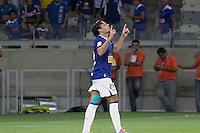 BELO HORIZONTE, MG, 25.02.2014 &ndash; COPA LIBERTADORES DA AM&Eacute;RICA 2014 &ndash; CRUZEIRO X UNIVERSIDAD DO CHILE Ricardo Goulart jogador do Cruzeiro durante <br /> jogo contra Universidad do Chile jogo valido pela 2&ordf; rodada da  Copa Libertadores da Am&eacute;rica 2014, no est&aacute;dio Miner&atilde;o, na tarde de <br /> Ter&ccedil;a (25) (Foto:  MARCOS FIALHO / BRAZIL PHOTO PRESS)