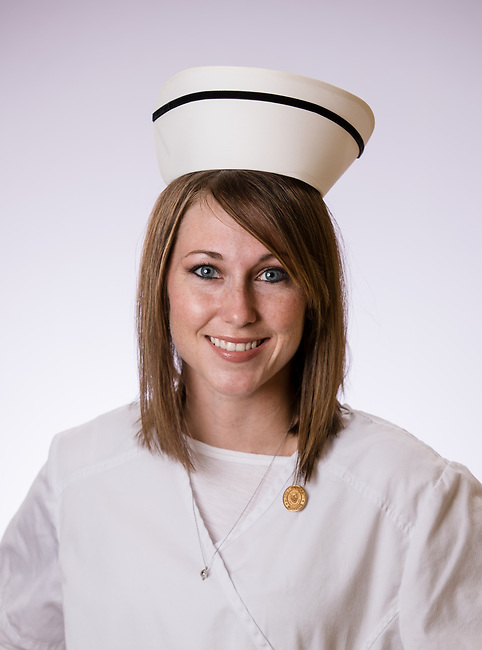 Kalyn Gamble, Midway Fall 2017 Nursing Class Monday Nov. 27, 2017  in Midway, Ky. Photo by Mark Mahan