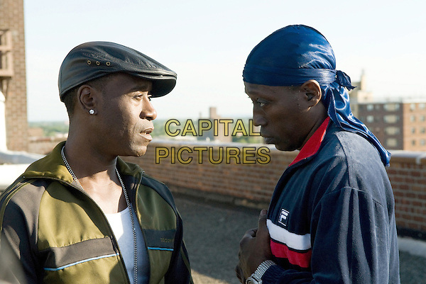 DON CHEADLE & WESLEY SNIPES.in Brooklyn's Finest.*Filmstill - Editorial Use Only*.CAP/FB.Supplied by Capital Pictures.