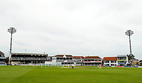 General view of the St Lawrence ground during the County Championship Division Two game between Kent and Northants at the St Lawrence ground, Canterbury, on Sept 4, 2018.