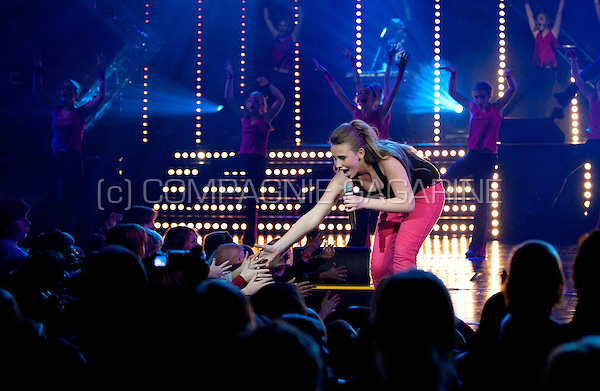Premiere of the Ketnet Pop 2009 show in the Zuiderkroon, Antwerp (Belgium, 08/04/2009)