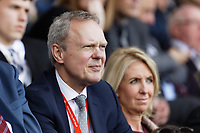 New Swansea Chairman Trevor Birch watches the game during the Sky Bet Championship match between Swansea City and Rotherham United at the Liberty Stadium, Swansea, Wales, UK. Friday 19 April 2019