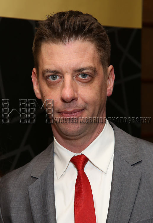 """Christian Borle attends the New York City Center Celebrates 75 Years with a Gala Performance of """"A Chorus Line"""" at the City Center on November 14, 2018 in New York City."""