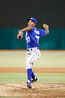 Yordano Ventura - AZL Royals - 2010 Arizona League.Photo by:  Bill Mitchell/Four Seam Images..