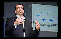 Martin Johnson CBE - Hewlett Packard: Building The Future - 16th November 2004