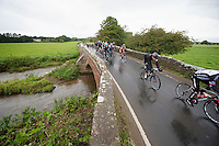 crossing the river<br /> <br /> Tour of Britain<br /> stage 2: Carlisle to Kendal (187km)