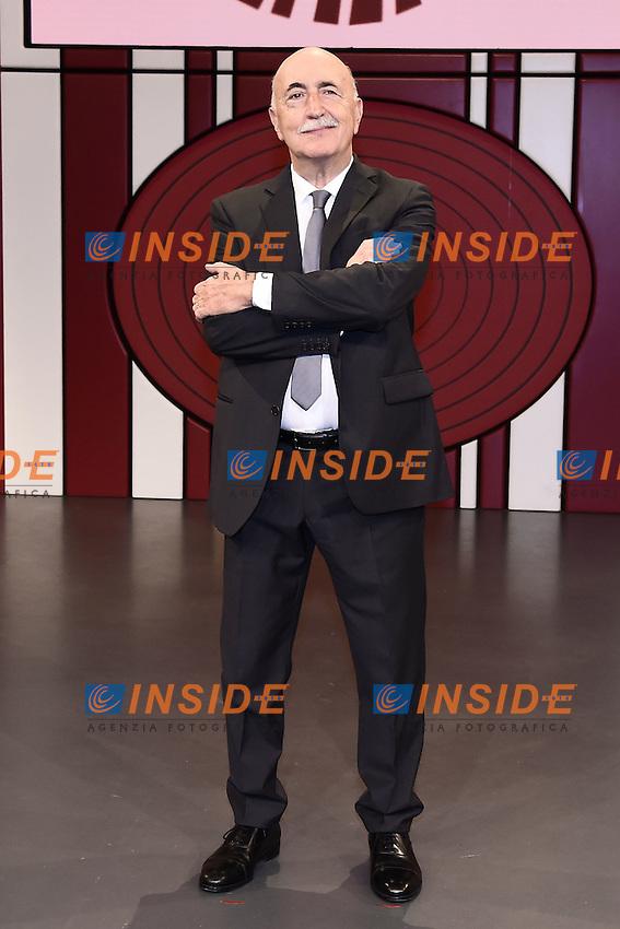 Milano 24/10/2016 - photocall trasmissione Tv ' Rischiatutto' / foto Daniele Buffa/Image/Insidefoto  <br /> nella foto: Ludovico Peregrini