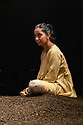 "London, UK. 10.09.2018. Bush Theatre presents ""AN ADVENTURE"", by Vinay Patel. Directed by Madani Younis, with design by Rosanna Vize. The cast is: Nila Aalia, Martins Imhangbe, Aysha Kala, Selva Rasalingam, Shubham Saraf and Anjana Vasan. Picture shows: Anjana Vasan. Photograph © Jane Hobson."