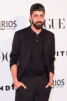Moises Nieto, designer and finalist of the V edition Vogue Who 's on Next awards.  May 18, 2016. (ALTERPHOTOS/Rodrigo Jimenez) /NortePhoto.com