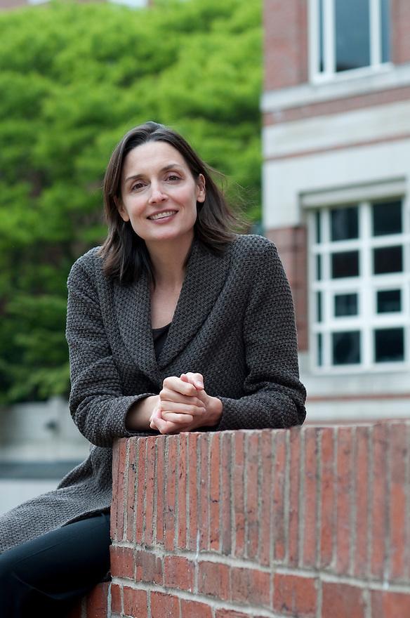 Hannah Riley Bowles is an Associate Professor of Public Policy at the Harvard Kennedy School. PHOTO BY JODI HILTON