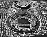 Oakland-Alameda County Coliseum Complex, Oakland Raider sellout. (photo/Ron Riesterer)