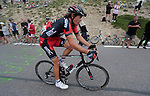 101 Tour de France 2014 - <br /> Daniel Oss competes during stage fourteenth of the cycling road race 'Tour de France' at Col d'Izoard, on July 19, 2014.