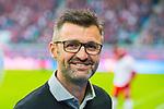 07.10.2018, Red Bull Arena, Leipzig, GER, 1. FBL 2018/2019, RB Leipzig vs. 1. FC N&uuml;rnberg/Nuernberg,<br /> <br /> DFL REGULATIONS PROHIBIT ANY USE OF PHOTOGRAPHS AS IMAGE SEQUENCES AND/OR QUASI-VIDEO.<br /> <br /> im Bild<br /> <br /> Trainer Michael K&ouml;llner/Koellner (#tr, 1. FC Nuernberg), <br /> <br /> <br /> Foto &copy; nordphoto / Dostmann