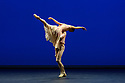 "Natalia Osipova presents PURE DANCE at Sadler's Wells. Ballerina, Natalia Osipova, curates a programme of dance works, spanning classical to contemporary. Piece shows is ""The Leaves Are Fading"", choreographed by Antony Tudor. The dancers are Natalia Osipova herself, and David Hallberg."