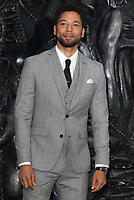 Jussie Smollett at the Alien: Covenant - World Premiere at the Odeon Leicester Square, London on May 4th 2017<br /> CAP/ROS<br /> &copy;ROS/Capital Pictures /MediaPunch ***NORTH AND SOUTH AMERICAS ONLY***