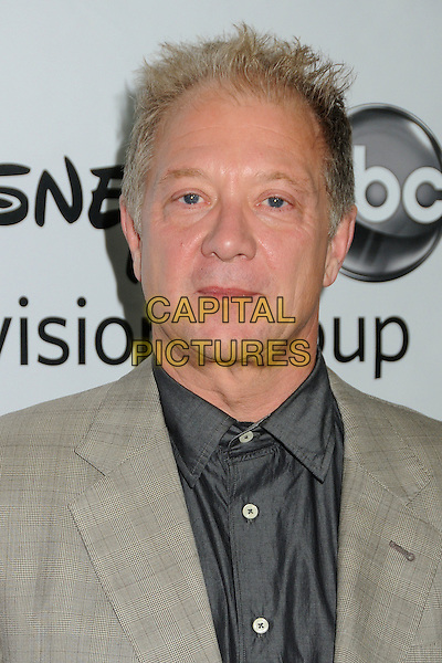 Jeff Perry.Disney ABC 2012 TCA Winter Press Tour held at the Langham Huntington Hotel, Pasadena, California, USA..January 10th, 2012.headshot portrait grey gray shirt beige.CAP/ADM/BP.©Byron Purvis/AdMedia/Capital Pictures.