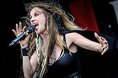HUNTRESS, LIVE, 2013, <br /> PHOTOCREDIT:  IGOR VIDYASHEV/ATLASICONS