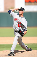 Steve Hirschfeld - Mesa Solar Sox, 2009 Arizona Fall League.Photo by:  Bill Mitchell/Four Seam Images..