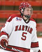 Dan Ford (Harvard - 5) - The visiting Quinnipiac University Bobcats defeated the Harvard University Crimson 3-1 on Wednesday, December 8, 2010, at Bright Hockey Center in Cambridge, Massachusetts.