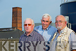 Memorial to Tralee Industry - Monty Falvey  Mike O'Donnell and  Gerard Casey  are asking the Council for a debate on Keeping the Brick smoke Stack located on the disused Denny's site in the Island of Geese, Tralee