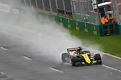 24th March 2018, Melbourne Grand Prix Circuit, Melbourne, Australia; Melbourne Formula One Grand Prix, qualifying; Nico Hulkenberg of Germany driving the (27) Renault Sport Formula One Team RS18