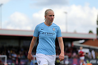 Pauline Bremer of Manchester City Women during Arsenal Women vs Manchester City Women, FA Women's Super League Football at Meadow Park on 11th May 2019