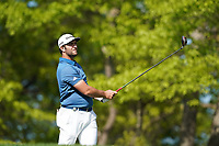 Jon Rahm (ESP) on the 13th tee during the 1st round at the PGA Championship 2019, Beth Page Black, New York, USA. 17/05/2019.<br /> Picture Fran Caffrey / Golffile.ie<br /> <br /> All photo usage must carry mandatory copyright credit (© Golffile | Fran Caffrey)