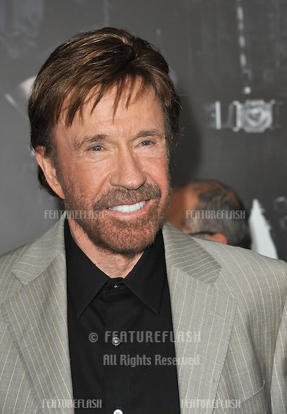 "Chuck Norris at the Los Angeles premiere of his movie ""The Expendables 2"" at Grauman's Chinese Theatre, Hollywood..August 16, 2012  Los Angeles, CA.Picture: Paul Smith / Featureflash"