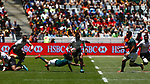 Amenoni Nasilasila, Second day at Cape Town Stadium duirng the HSBC World Rugby Sevens Series 2017/2018, Cape Town 7s 2017- Photo Martin Seras Lima